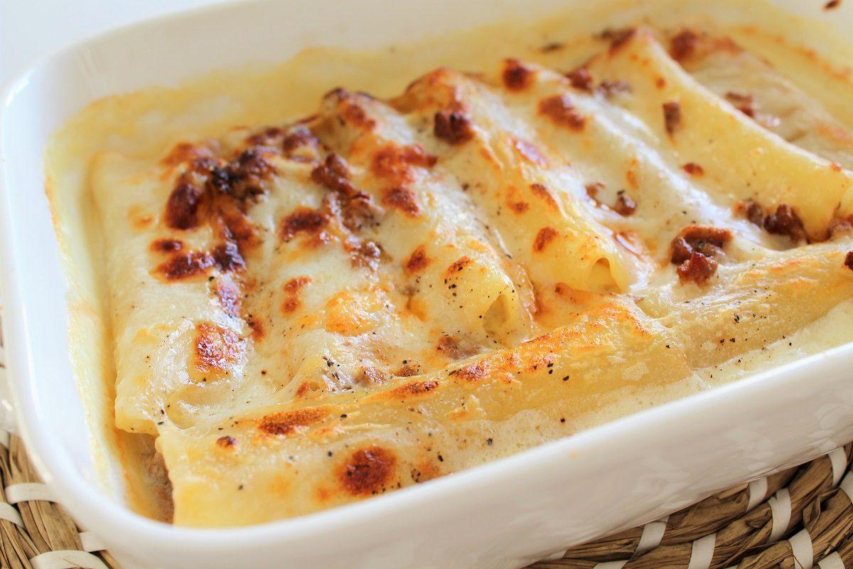 Cannelloni Di Carne La Ricetta Della Nonna Per Un Pranzo Speciale