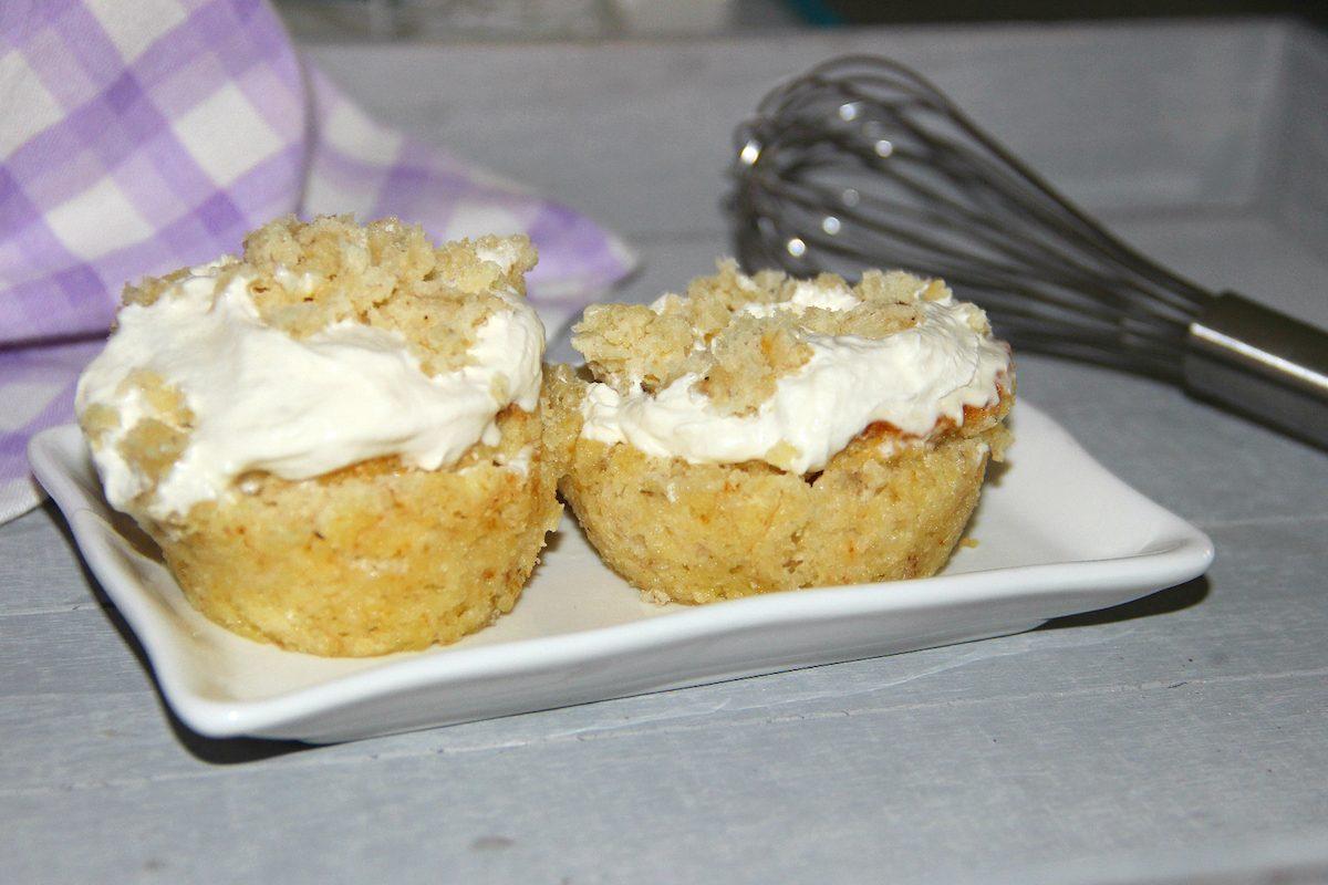 Cupcake mimosa: la ricetta dei dolcetti delicati per la festa della donna