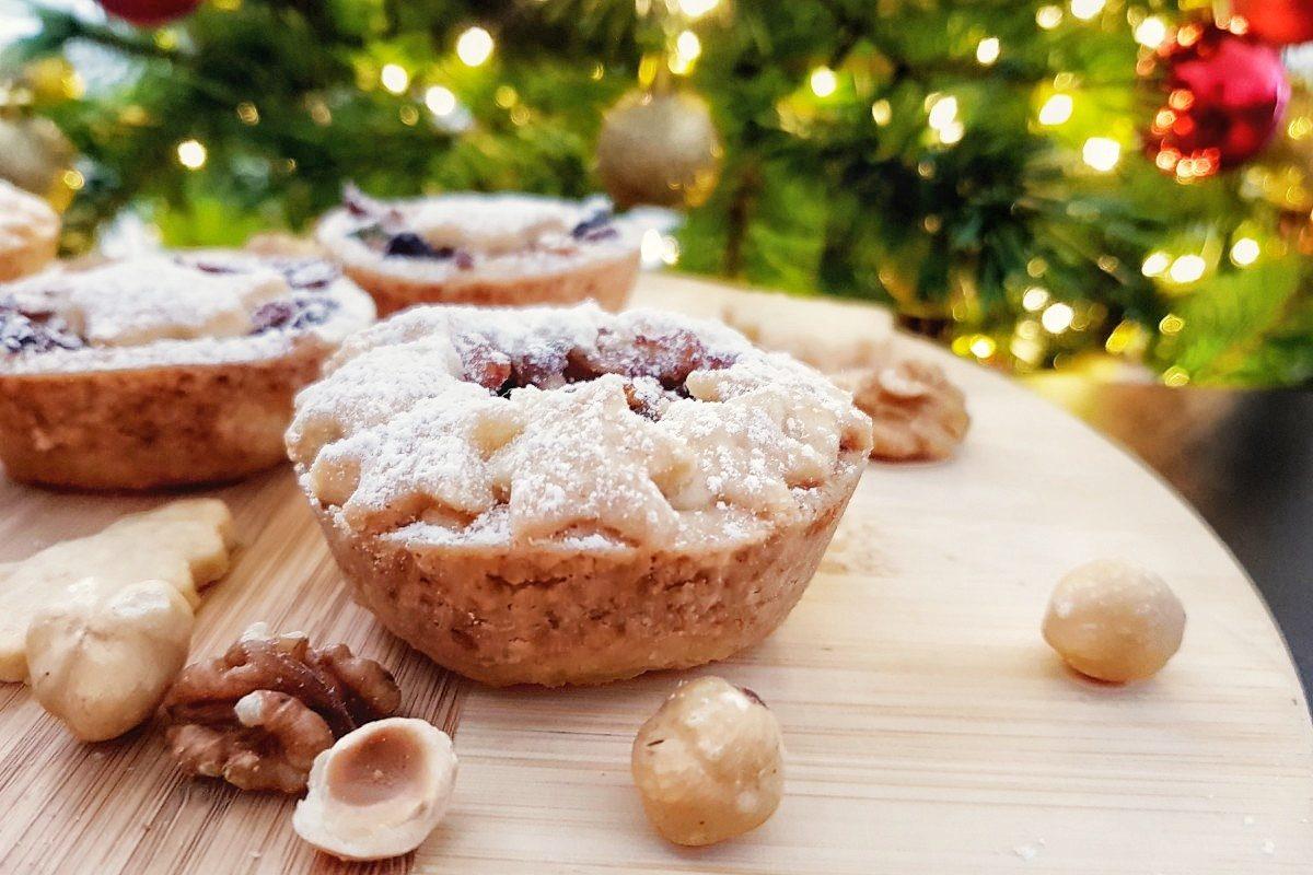 Mince Pie: la ricetta originale degli incredibili dolcetti inglesi