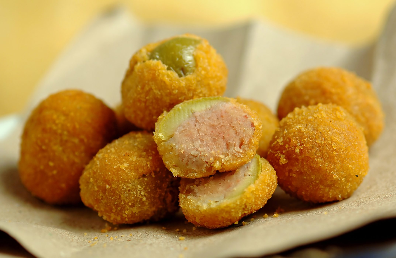 Olive ascolane: la ricetta delle olive all'ascolana marchigiane