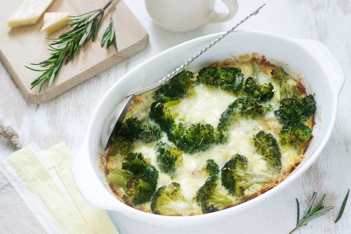 Broccoli gratinati: la ricetta del contorno invernale semplice e gustoso