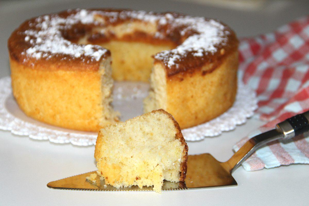 Berlingozzo: la ciambella al limone che arriva dalla Toscana