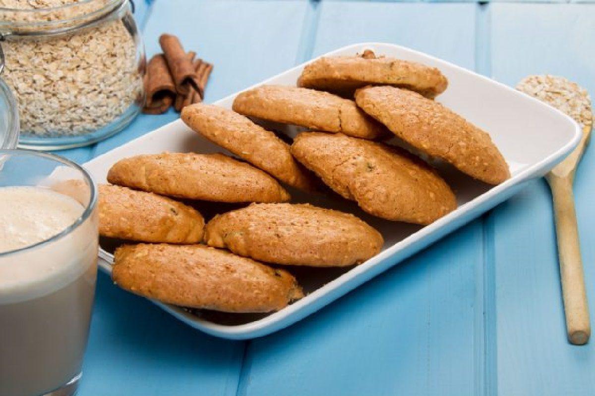 Biscotti ai fiocchi d'avena: la ricetta ideale per una colazione leggera e ricca di fibre