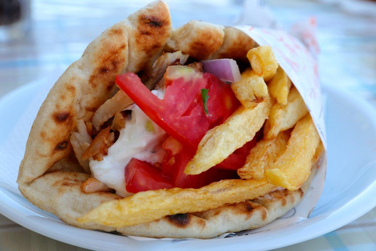 Gyros: la ricetta della pita gyros greca da fare a casa