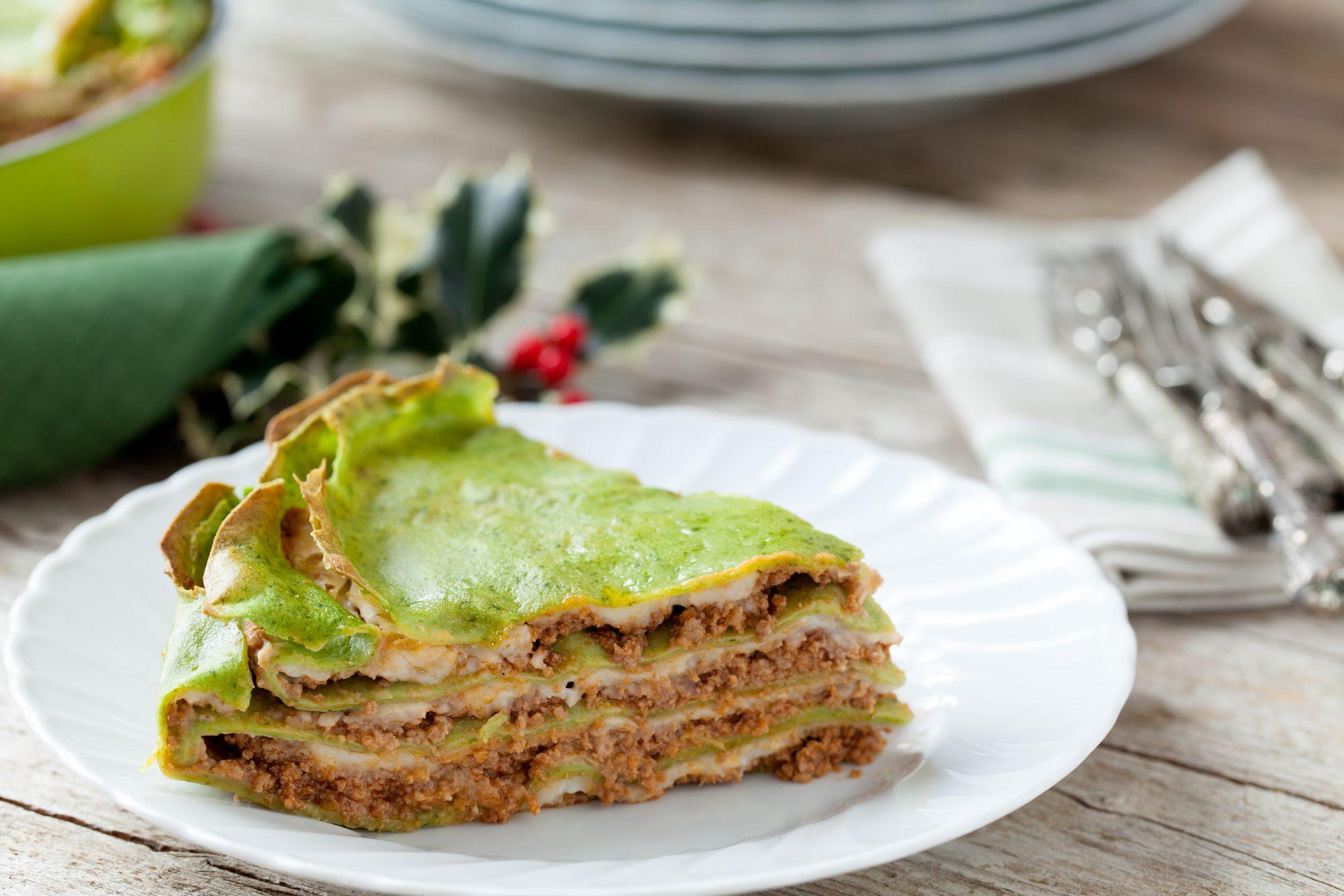 Lasagne verdi con ragù alla bolognese: la ricetta facile del classico emiliano
