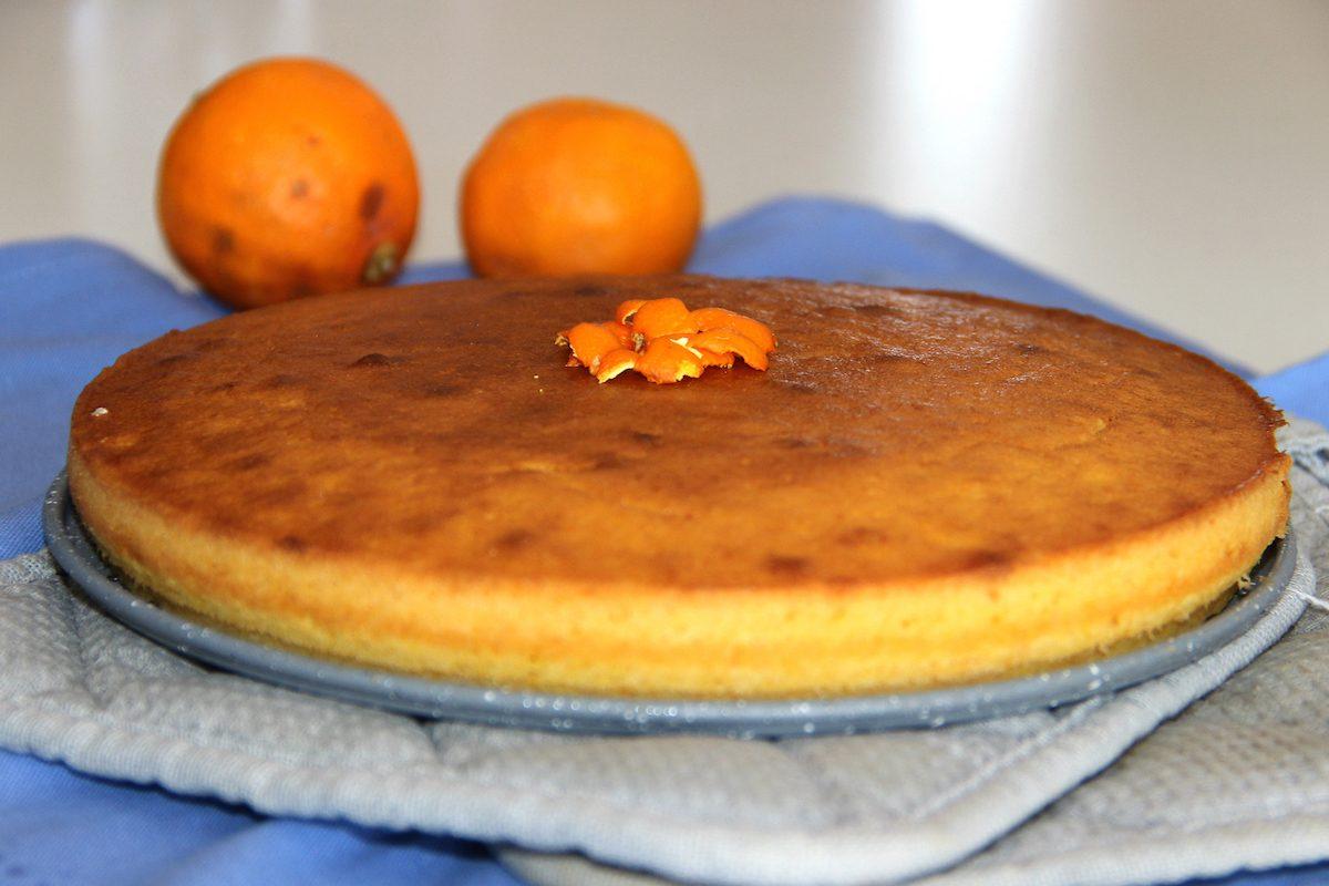 Pan d'arancio: la ricetta del dolce dal profumo di agrumi