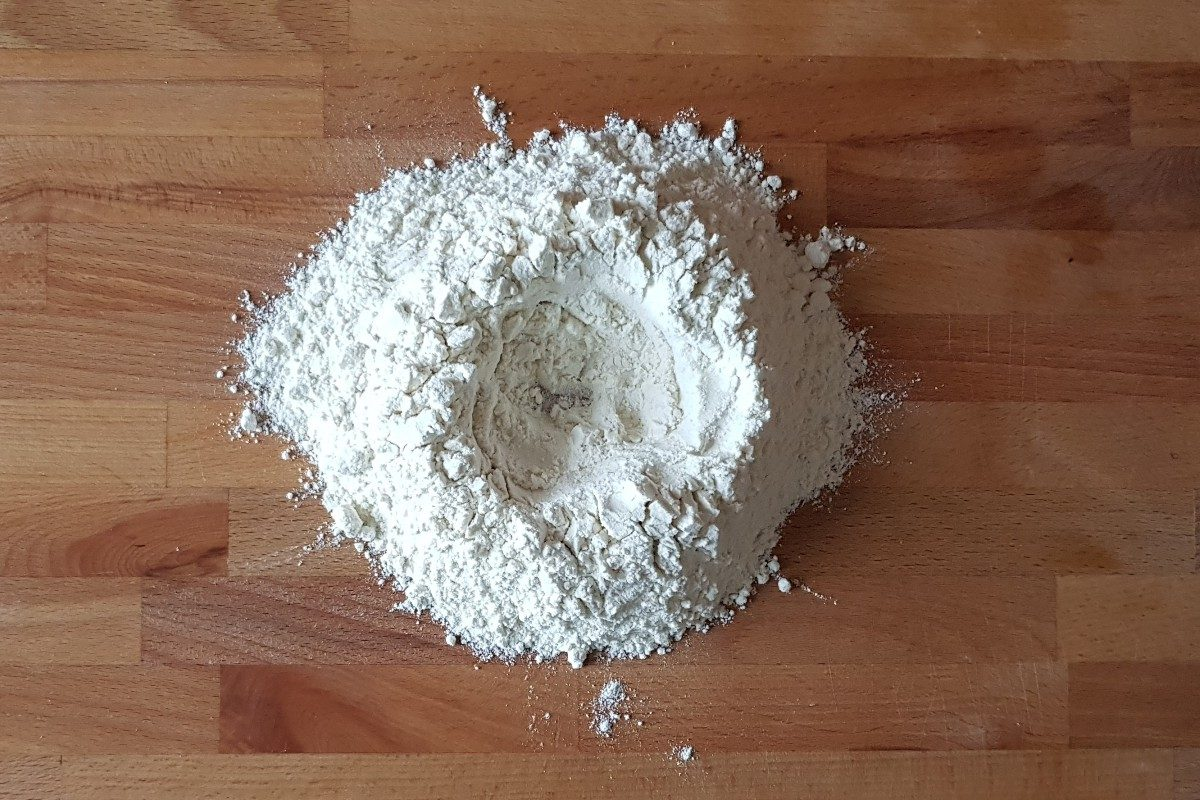 pignoccata farina