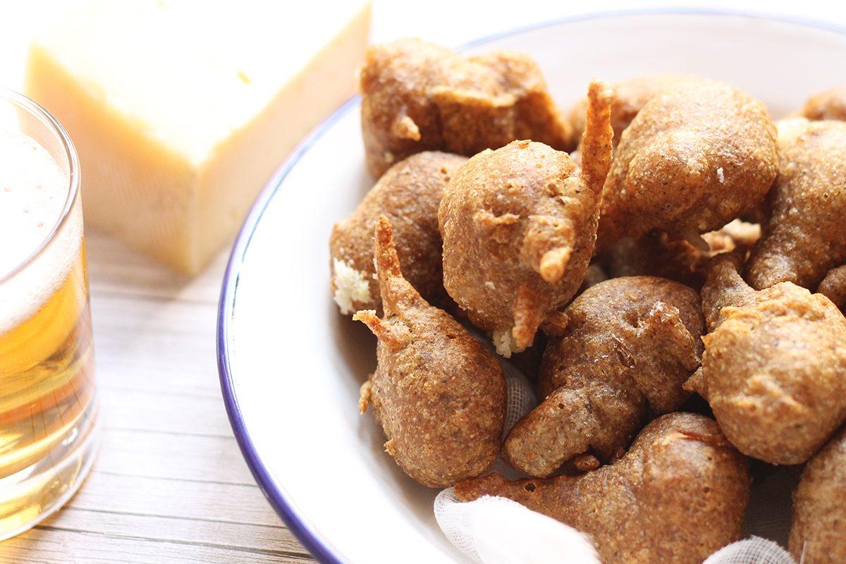 Sciatt: la ricetta del piatto tipico della Valtellina