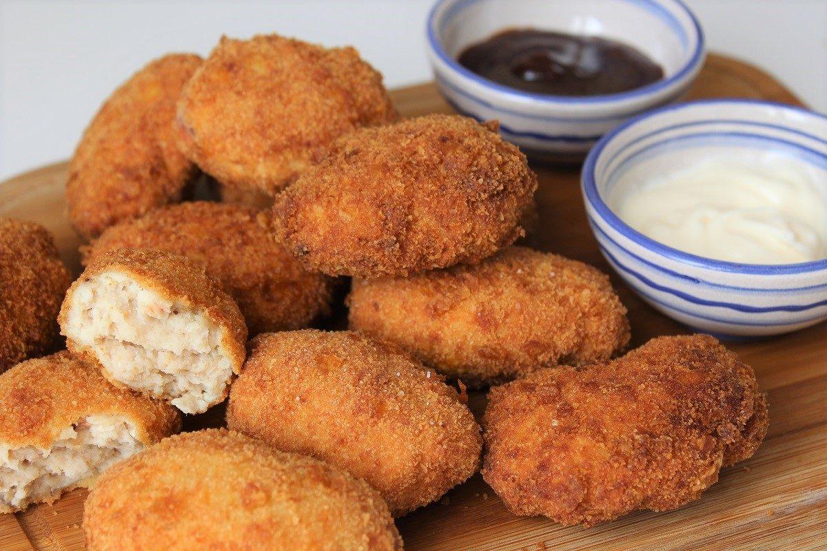 Crocchette di pollo: la ricetta dei nuggets