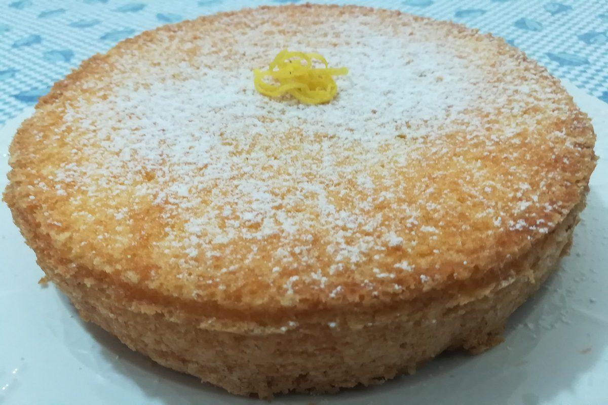Torta sabbiosa: la ricetta della torta del 3 della cucina di Mantova