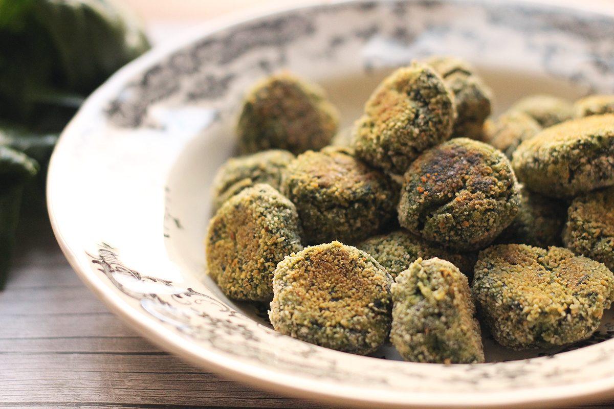 Polpette di ricotta e spinaci: la ricetta del secondo piatto per i più piccoli