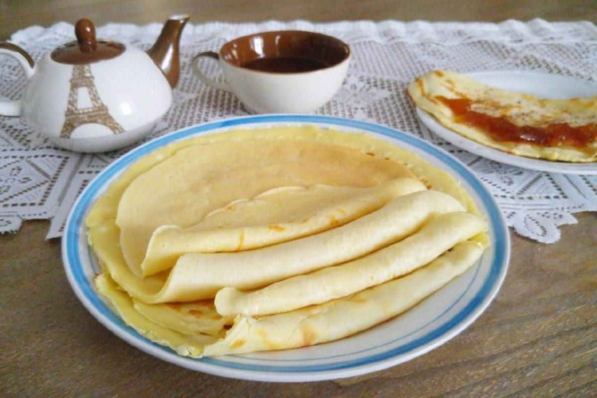 Crepes con il Bimby: la ricetta base per preparare crespelle dolci o salate