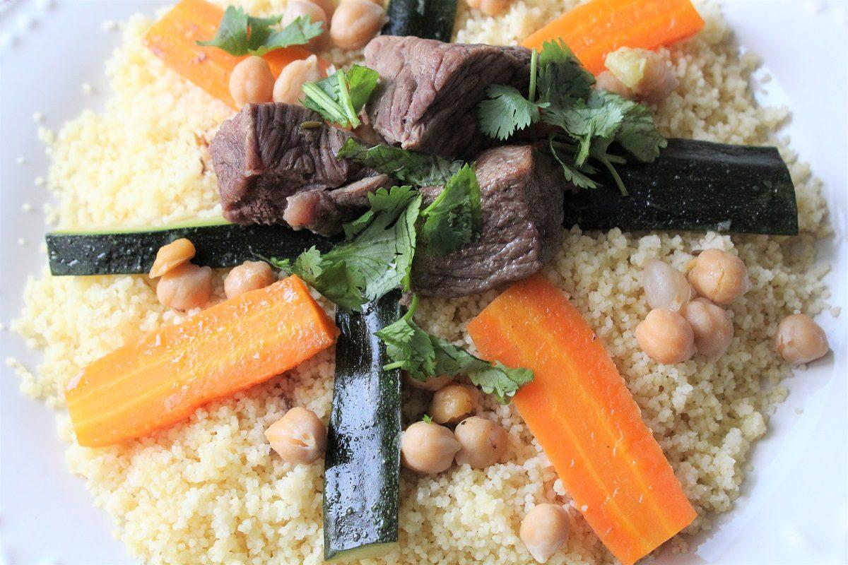 Cous cous alla marocchina: la ricetta etnica originale