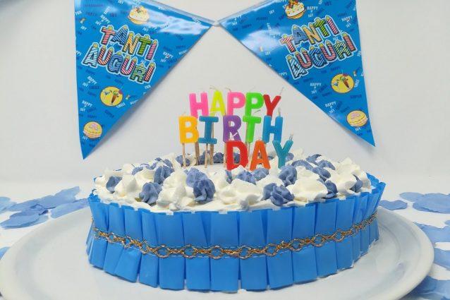 Torte Di Compleanno Le Ricette Facili Con Decorazioni