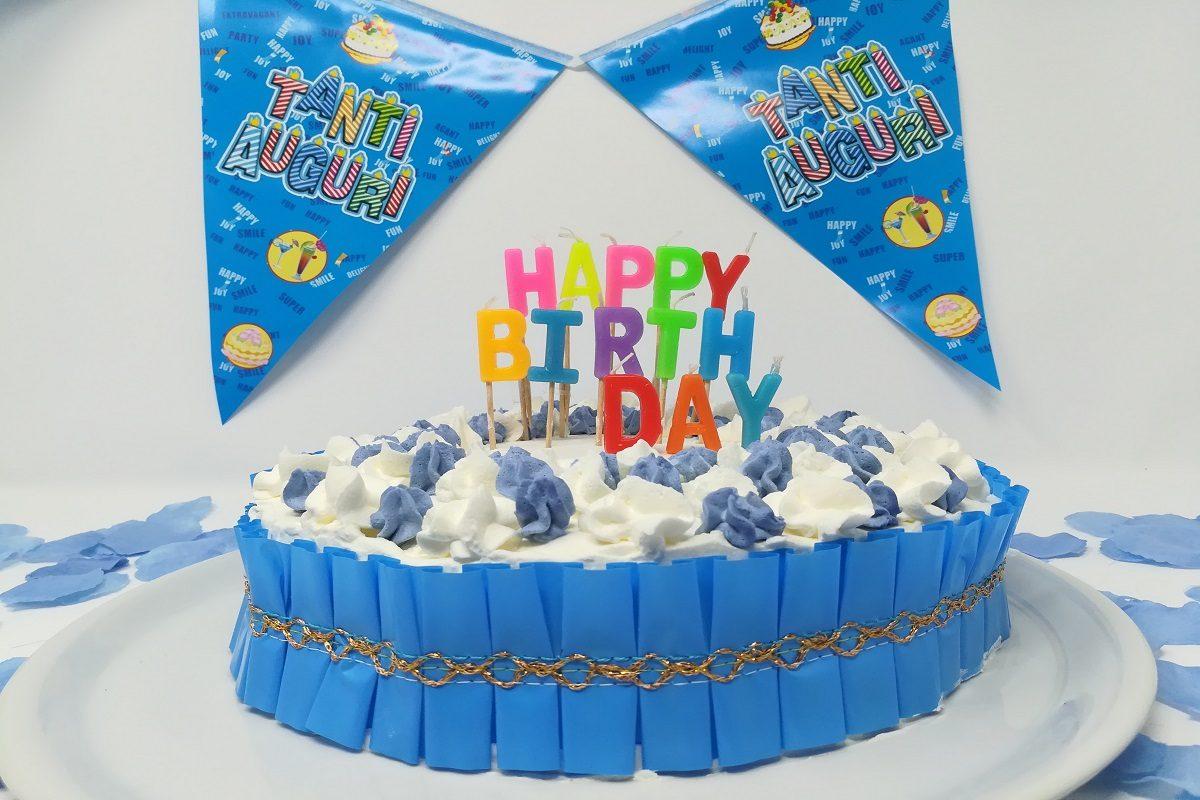 Torta di compleanno per bambini: la ricetta facilissima per fare un dolce d'effetto