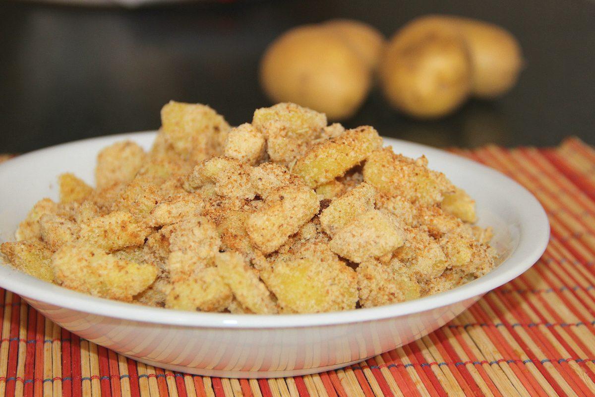 Patate sabbiose: la ricetta da fare al forno
