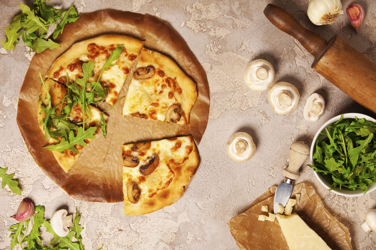 Pizza Bonci: la ricetta senza impasto della pizza in teglia digeribile