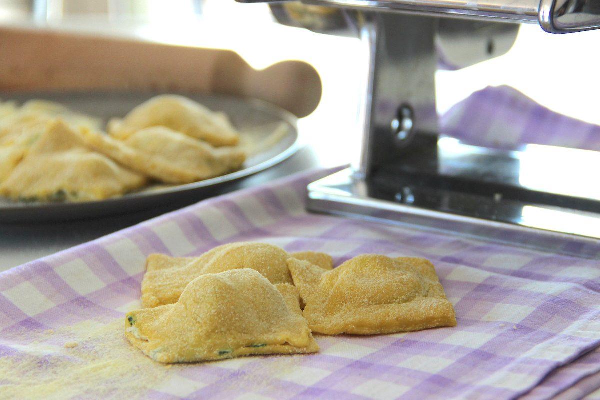 Ravioli ricotta e spinaci: la ricetta per cucinare un grande classico