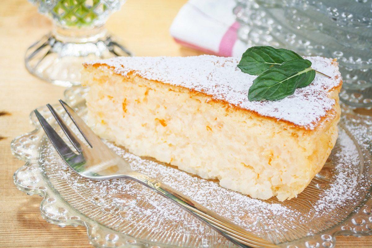 Torta margherita senza fecola: la ricetta per prepararla soffice e alta