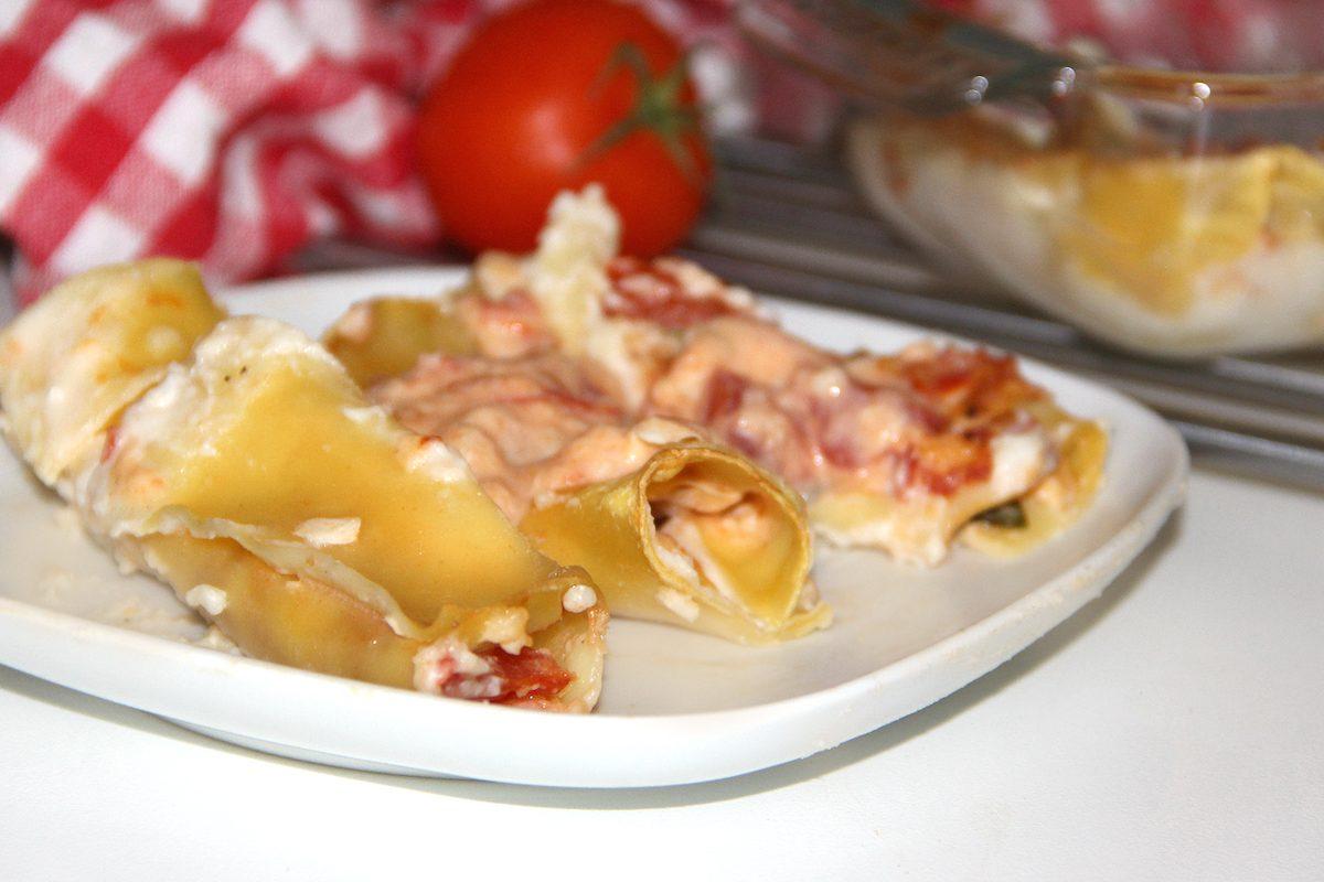 Cannelloni di pesce: la ricetta del primo piatto di mare sfizioso