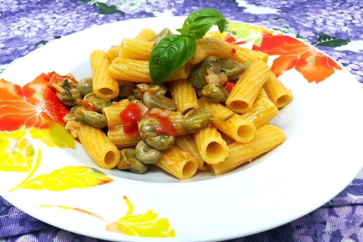 Pasta con le fave: la ricetta primaverile saporita e rustica