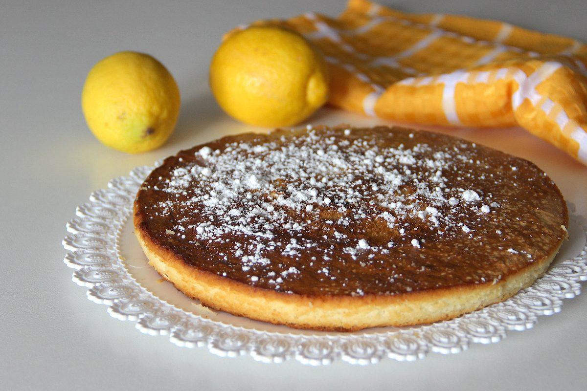 Pan di limone: la ricetta del dolce morbido che profuma di agrume