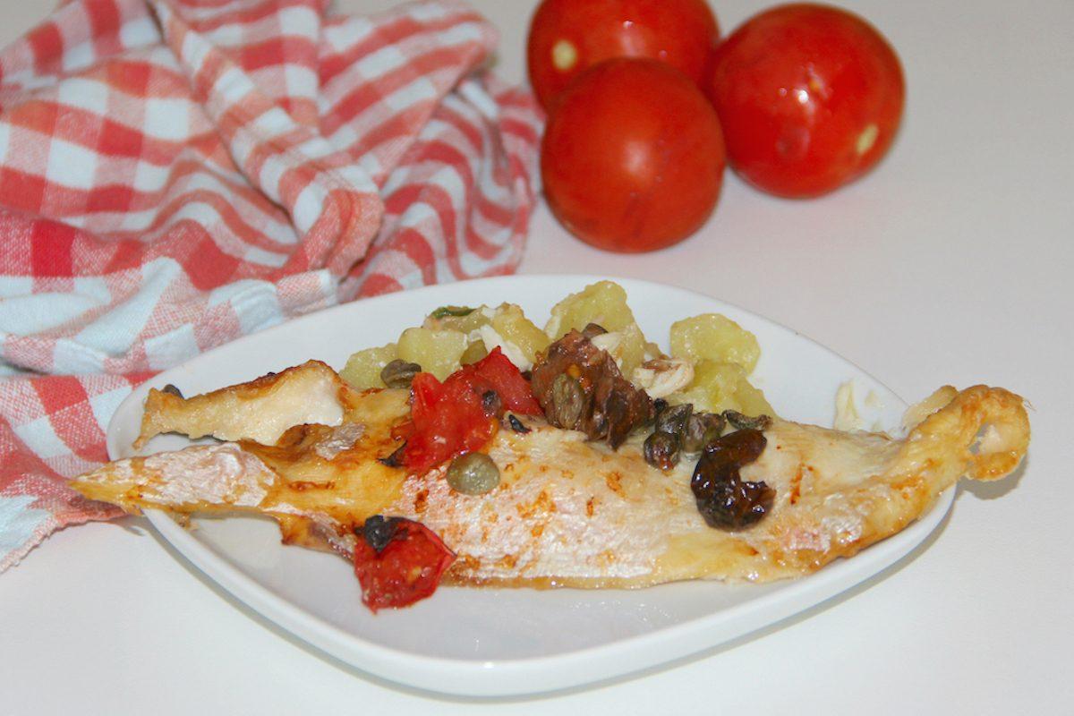Pesce persico alla genovese: la ricetta leggera e saporita