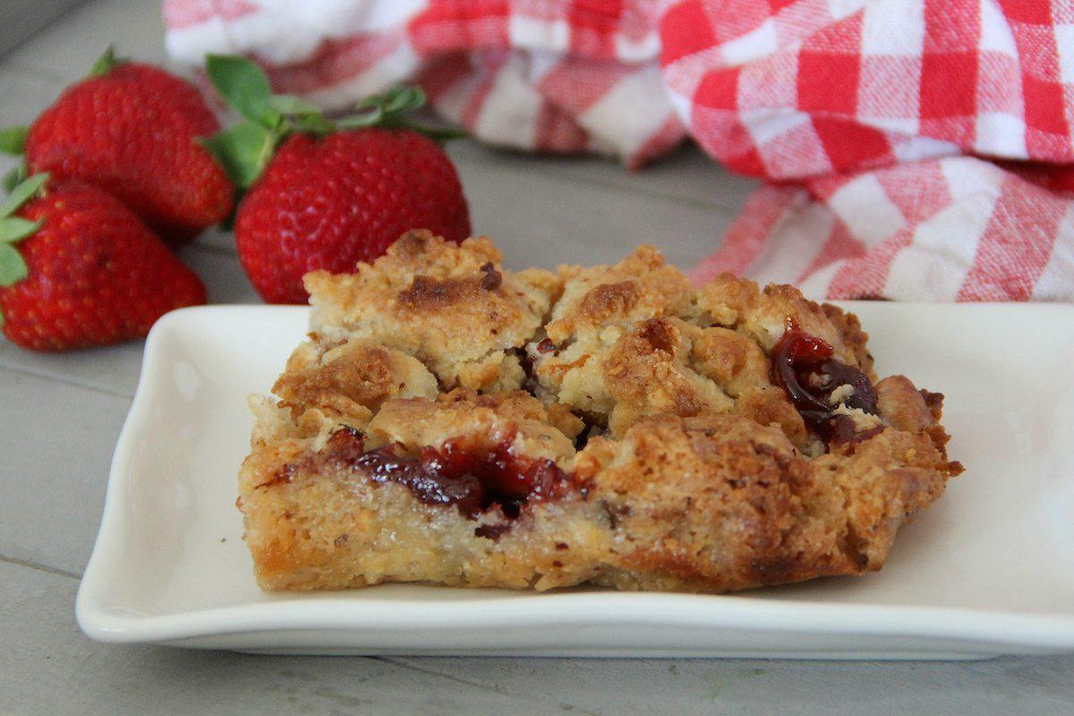 Streusel alle fragole: la ricetta del dolce raffinato da colazione