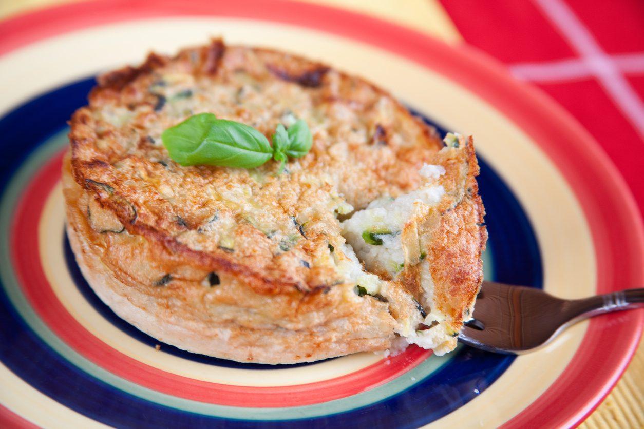 Flan di zucchine: la ricetta dello sformato morbido e appetitoso