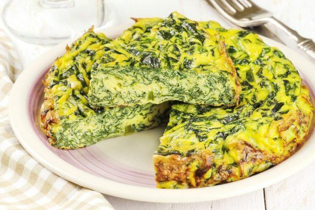 prepara gli spinaci per la dieta