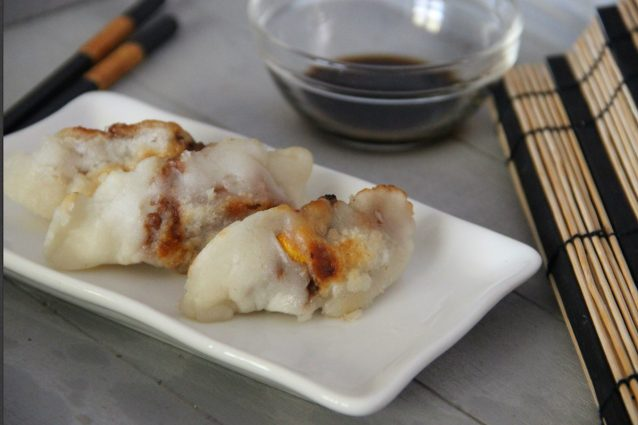 Ricetta Gyoza Ravioli Giapponesi.Gyoza La Ricetta Dei Ravioli Di Carne Giapponesi