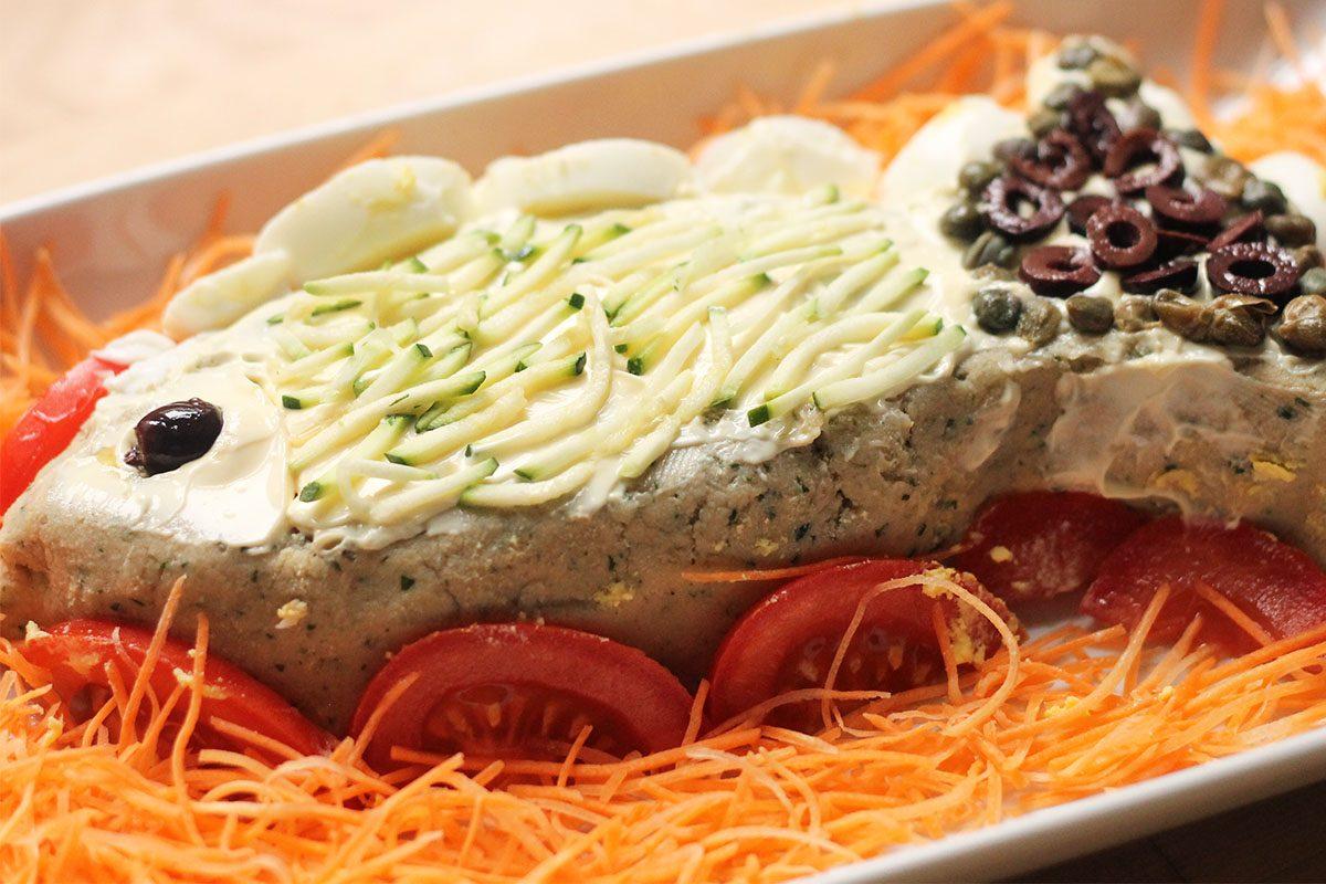 Pesce finto: la ricetta sfiziosa preparata con tonno e patate
