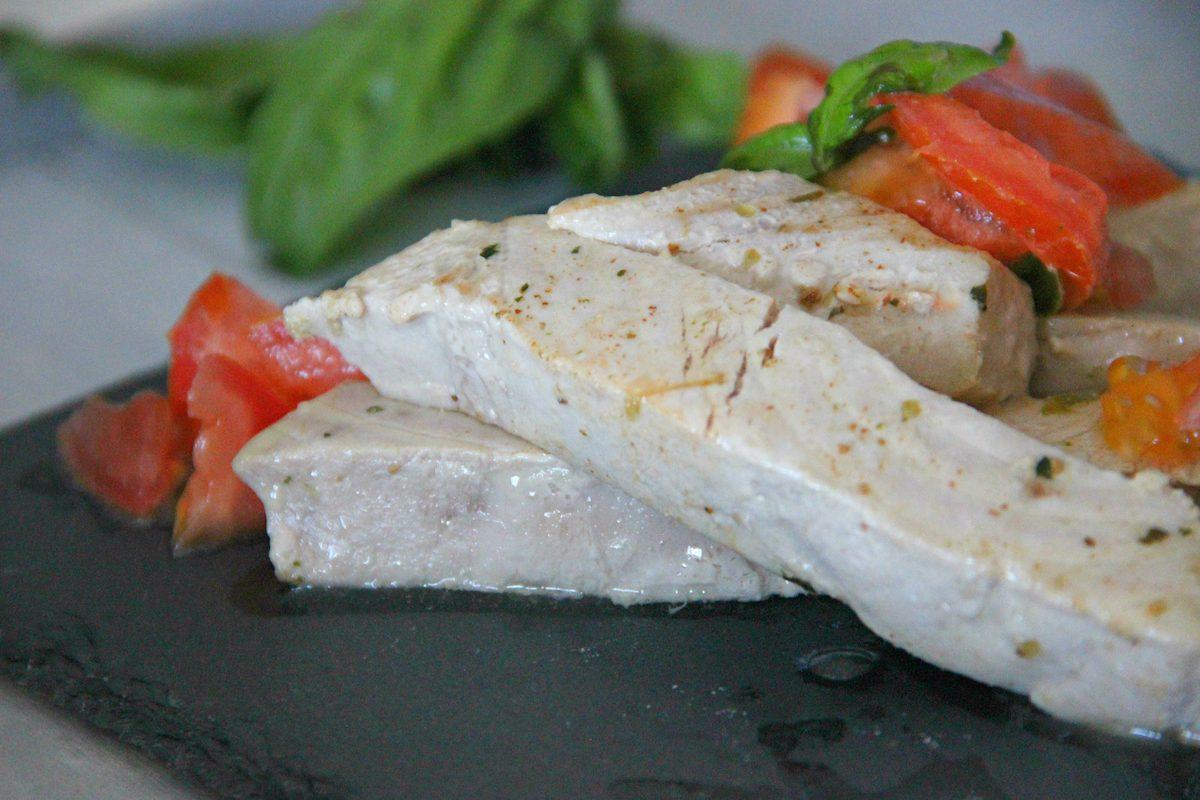 Tagliata di tonno: la ricetta da seguire passo passo