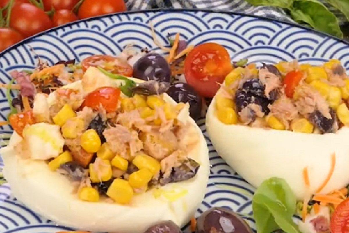 Barchette di mozzarella: la ricetta dell'antipasto estivo fresco e saporito