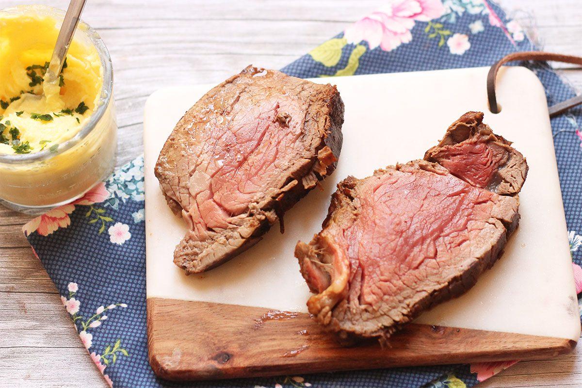 Chateaubriand con salsa bernese: la ricetta