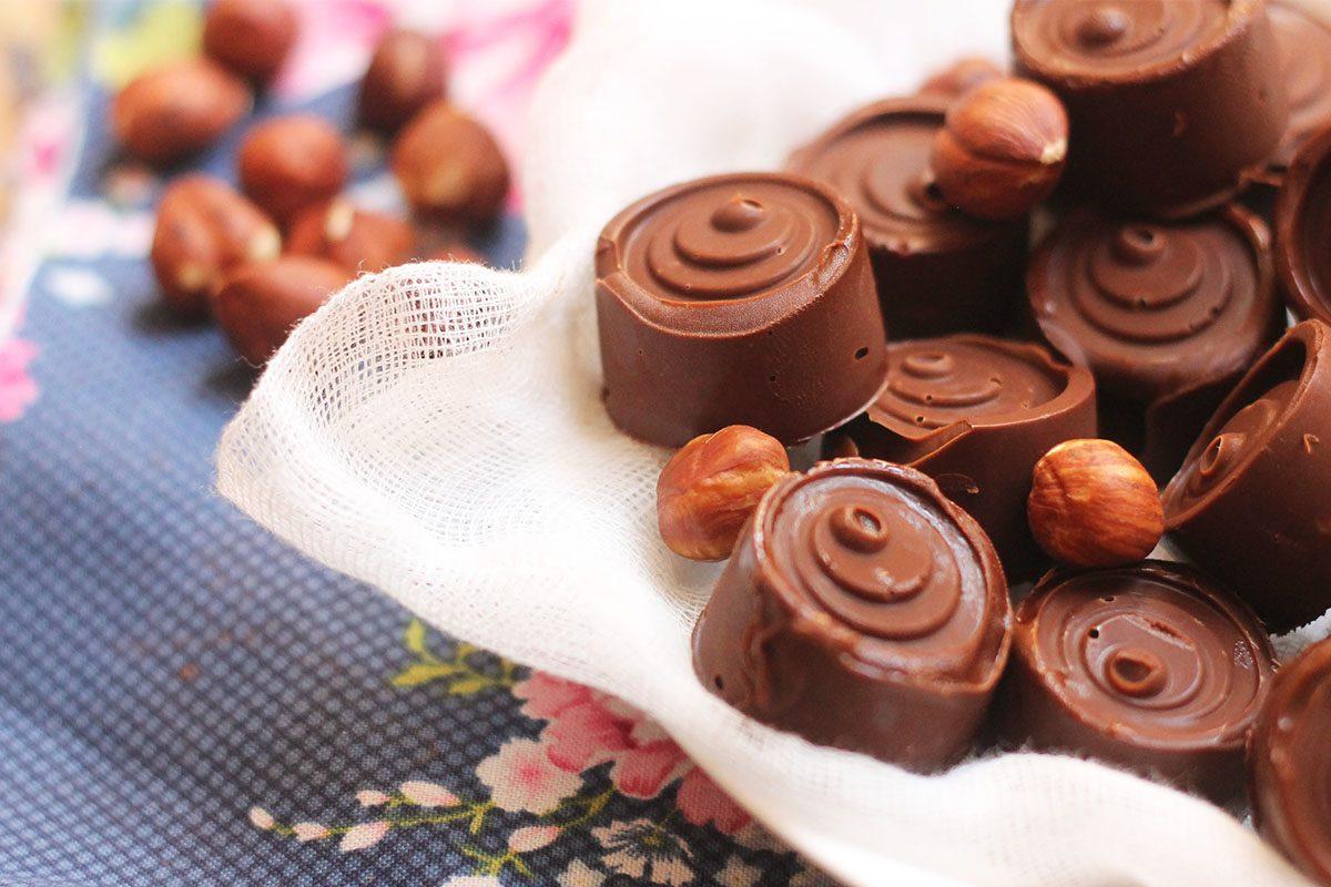 Cioccolatini: la ricetta semplice e veloce da fare a casa