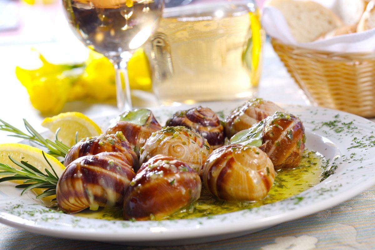 Escargot: la ricetta francese alla Bourguignonne