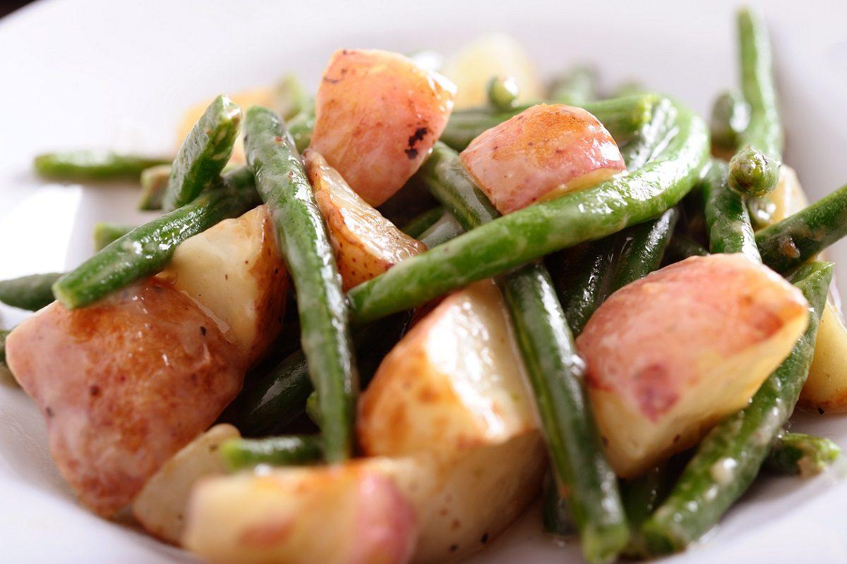 Fagiolini e patate: l'insalata leggera e veloce perfetta per l'estate