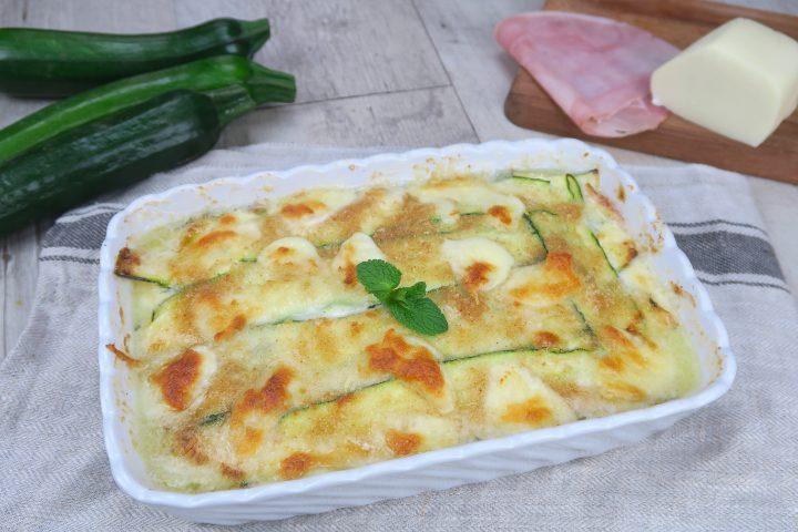 Parmigiana di zucchine: la ricetta facilissima e veloce senza friggere