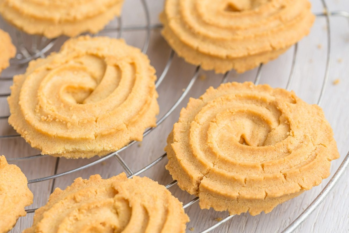 Paste di meliga: la ricetta dei biscotti friabili tipici del Piemonte