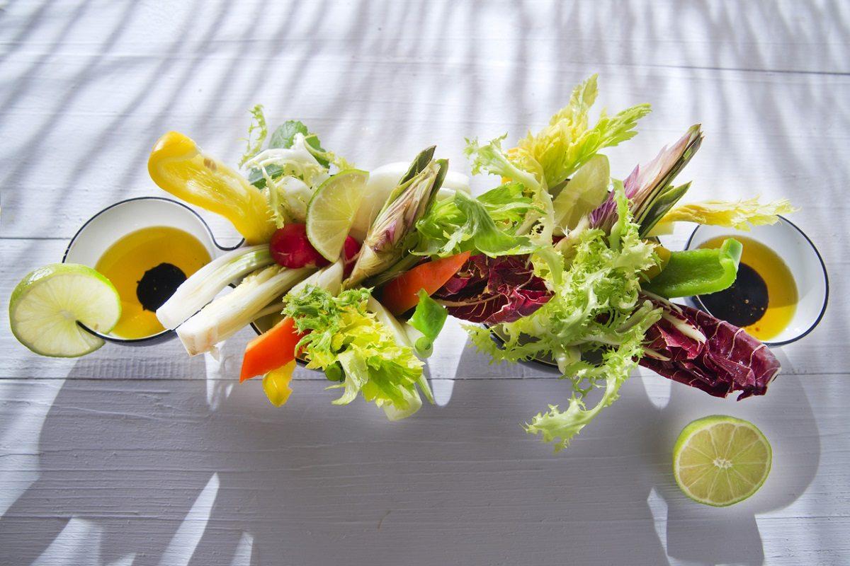 Pinzimonio: la ricetta del condimento a crudo