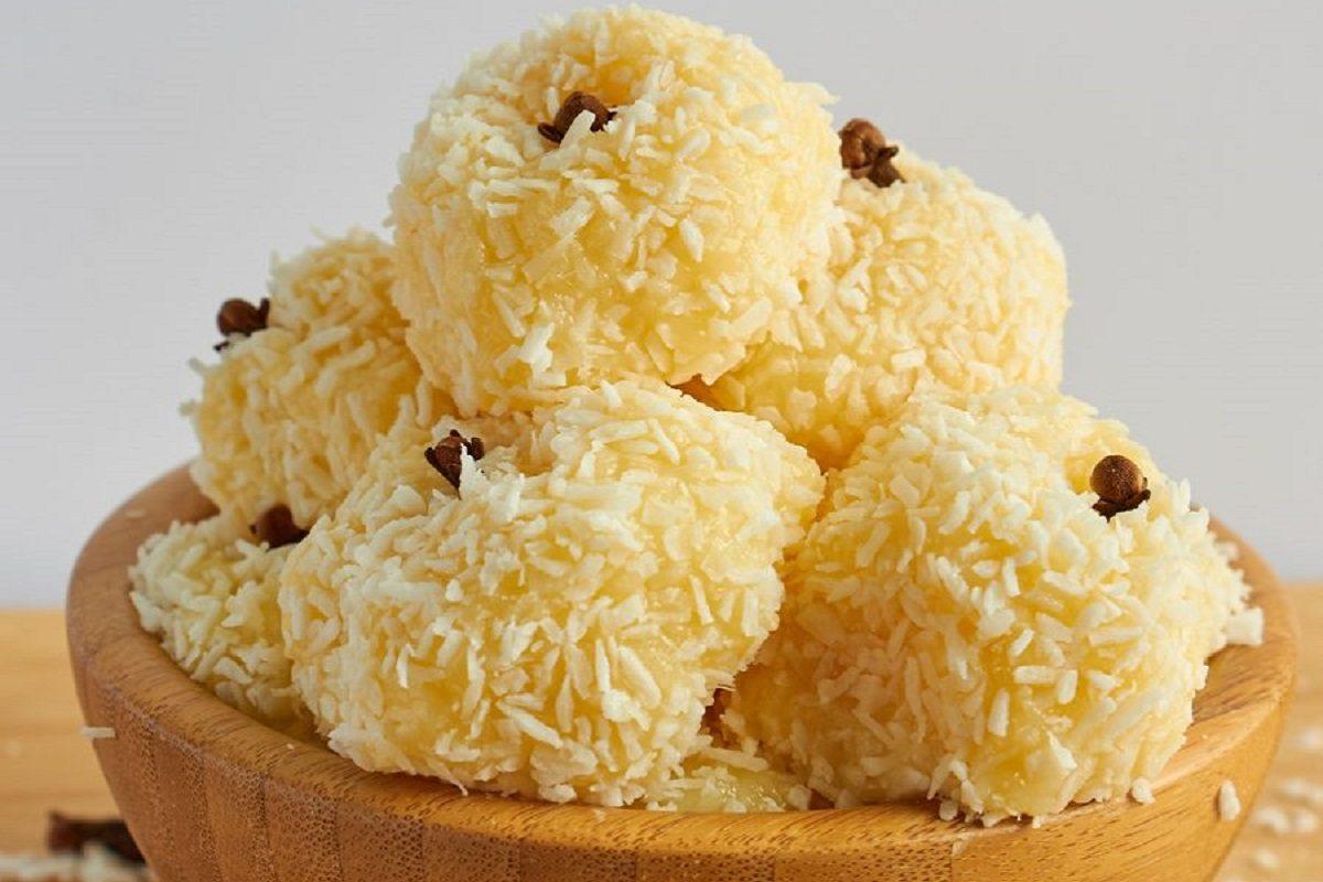 Beijinhos: la ricetta dei dolcetti portoghesi al cocco