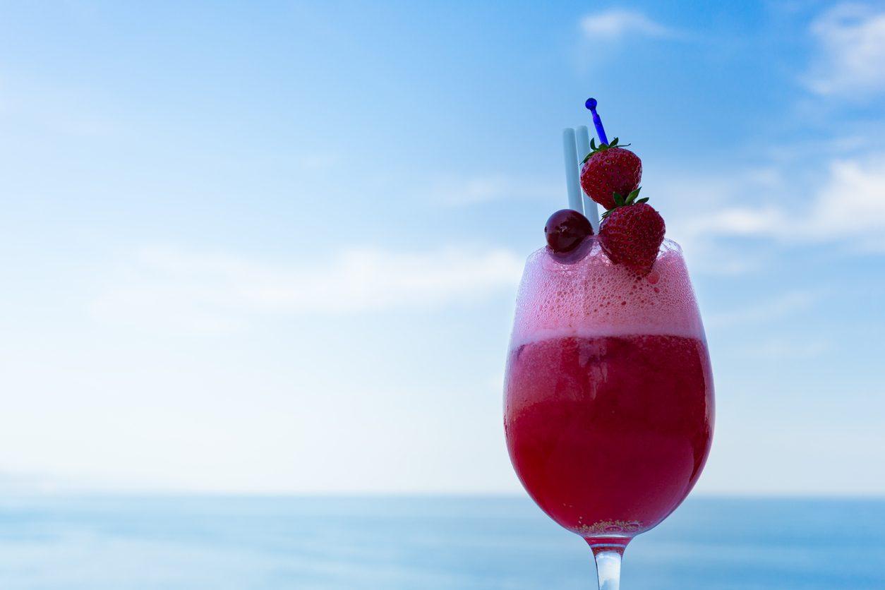 Rossini cocktail: la ricetta del cocktail fresco e tutto italiano