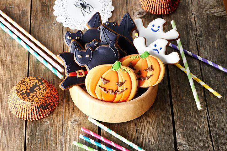 Halloween in cucina: i 5 accessori e decorazioni per realizzare dolci a tema