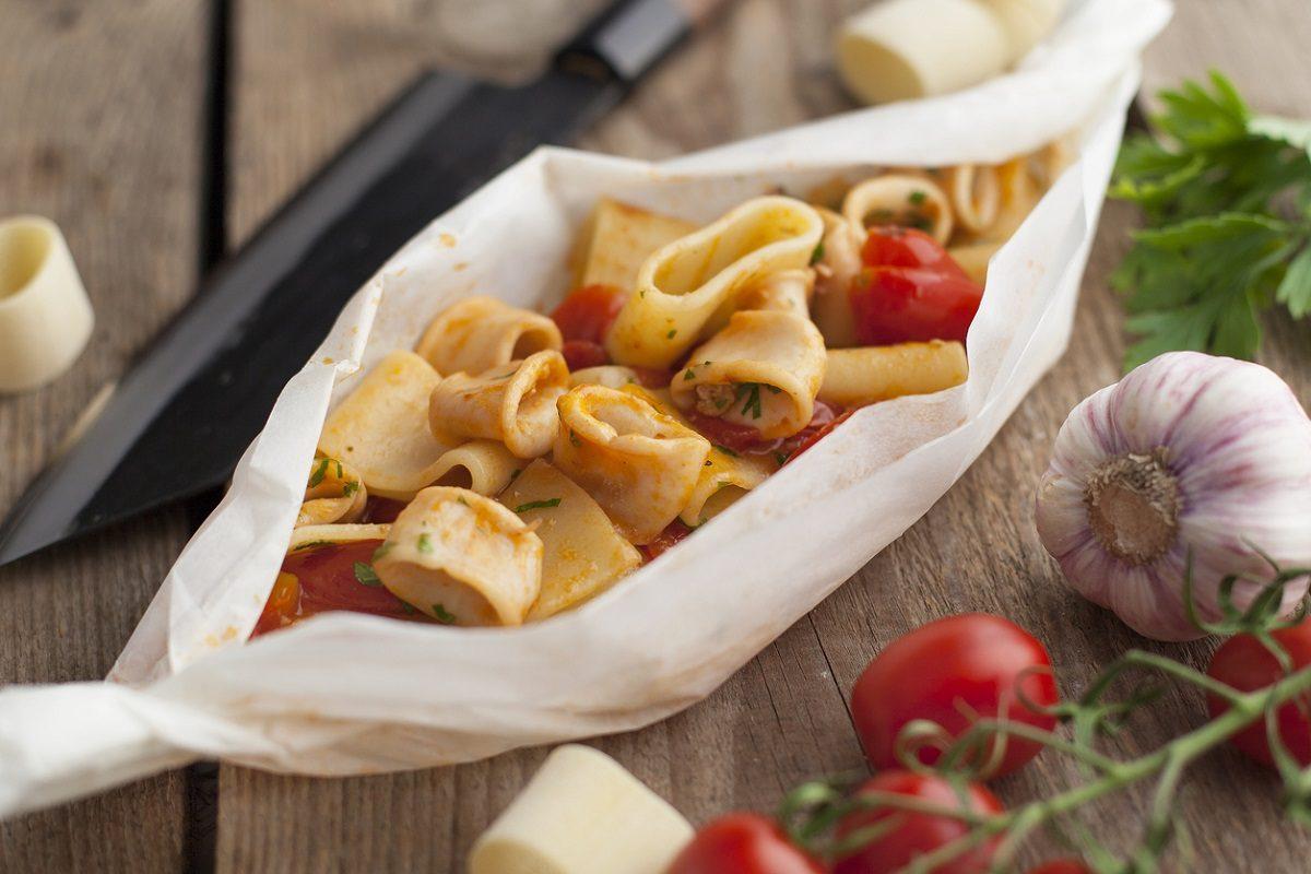 Calamarata alle verdure: la ricetta del primo piatto facile e gustoso