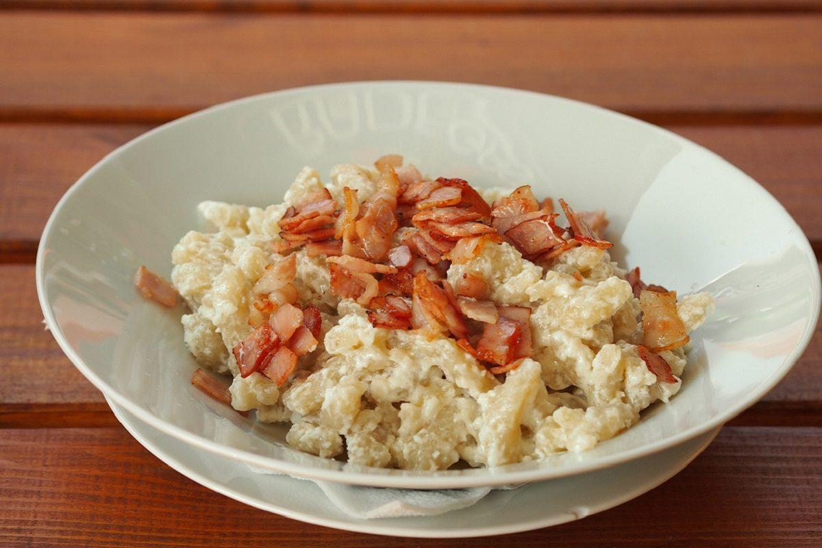 Gnocchetti alla carbonara: la ricetta saporita con gnocchi di patate freschi
