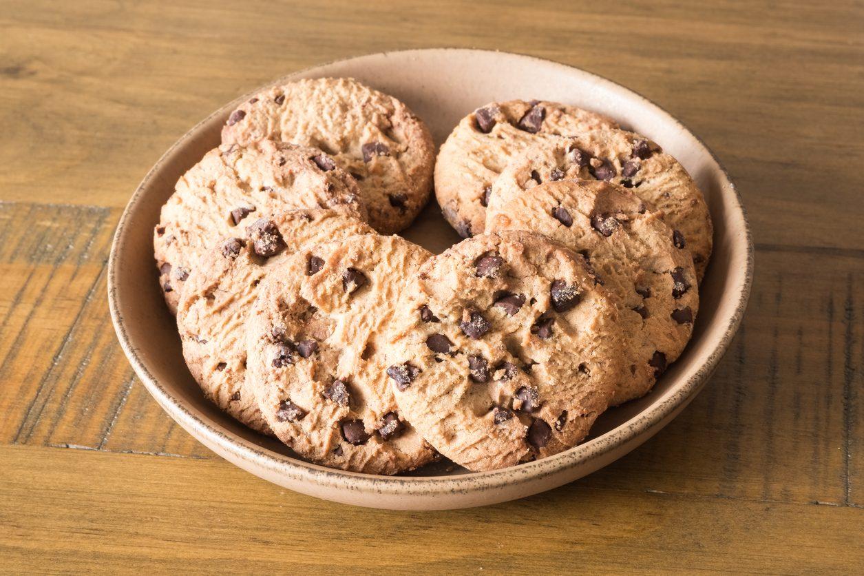 Biscotti al burro di arachidi: la ricetta facile per i biscotti americani