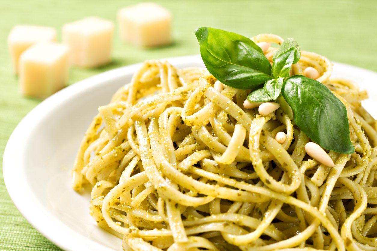 Trenette al pesto: la ricetta del primo piatto più noto della gastronomia ligure