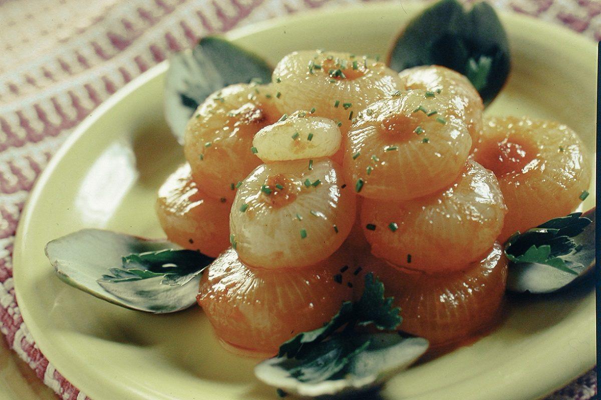 Cipolle in agrodolce: la ricetta del contorno sfizioso