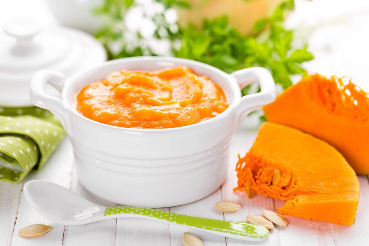 Purè di zucca: la ricetta del contorno cremoso